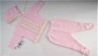 conjunto rosa invierno